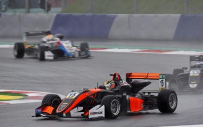 Van Amersfoort Racing's Sophia Flörsch scores maiden championship point