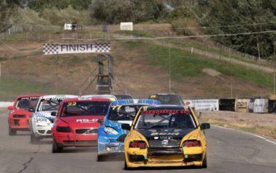 Vijfde wedstrijd NK Rallycross