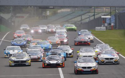 GT4 EUROPEAN SERIES SET FOR EXCITING NÜRBURGRING FINALE