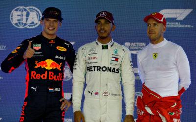 """Max Verstappen tweede in Grand Prix van Singapore: """"Ben erg blij"""""""