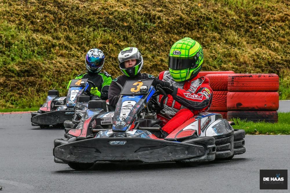 Eerste Dutch 24H race van Nederland succesvol op Kartcentrum Lelystad