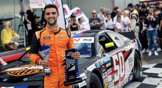 Hezemans wins a spectacular Semi Final at Hockenheimring
