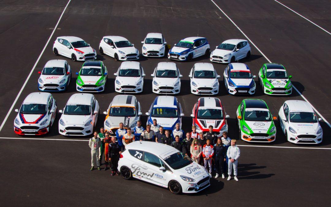 Ford Fiesta's nu ook in het Winter Endurance Kampioenschap
