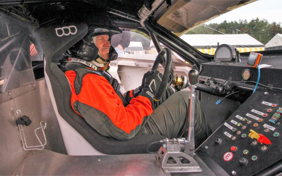 Koplopers ACNN leveren punten in bij Racepark Meppen.