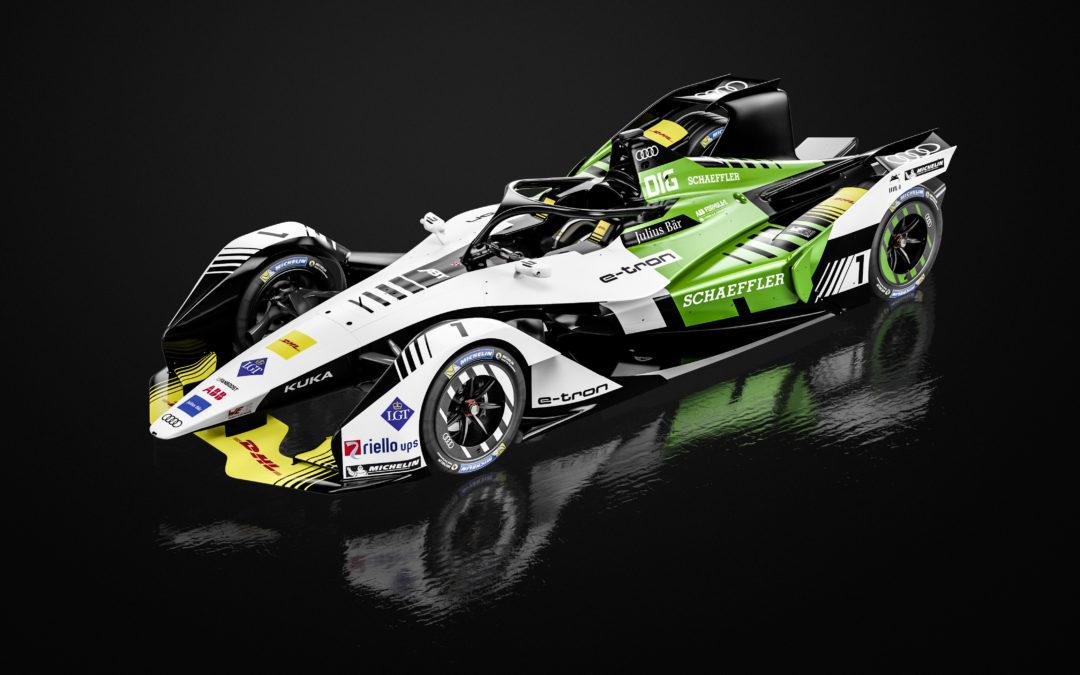Audi ook in 2019 actief in Formule E en DTM