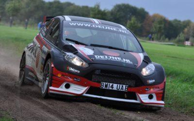 Conrad Twenterally: twee dagen top rallysport in Hengelo