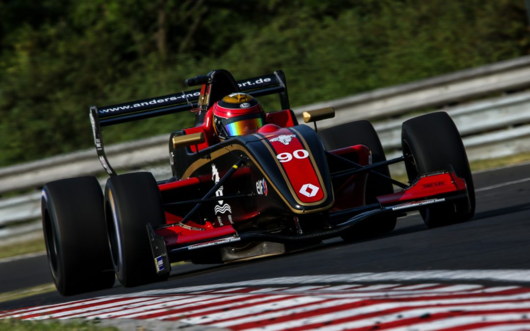 The Formula Renault Northern European Cup will continue in 2019 under the new name FormulaNEC powered by Renault