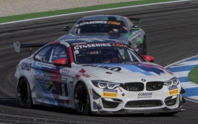 Max Koebolt winst first GT4 Sprint Cup Europe race at Hockenheim