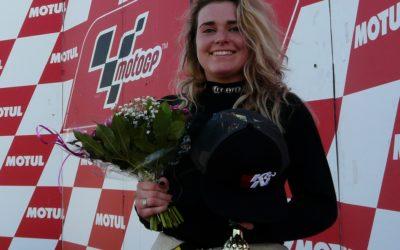 Spanning speelt grote rol bij toppers tijdens de finale races ACNN.