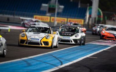 Güven en van der Sloot kampioenen van Porsche GT3 Cup Challenge Benelux