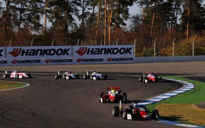 Mick Schumacher is the new FIA Formula 3 European Champion on Hankook tyres