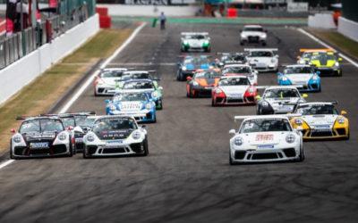 Porsche GT3 Cup Challenge Benelux rijdt in 2019 driemaal samen met de DTM!