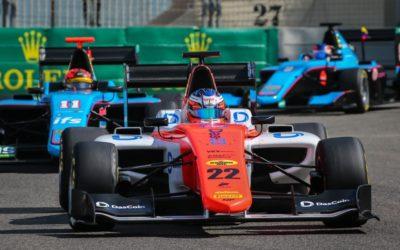 Richard Verschoor sluit GP3-seizoen in Abu Dhabi af met inhaalrace en opnieuw punten