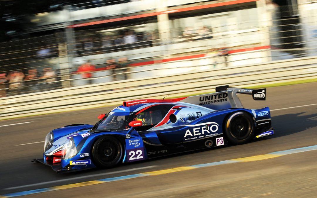 Kay van Berlo tekent voor United Autosports in Asian Le Mans