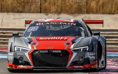 Dries Vanthoor sluit seizoen 2018 met Audi Sport in Macau af