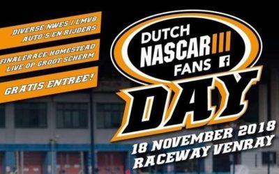 DUTCH NASCAR FANS DAY 2018