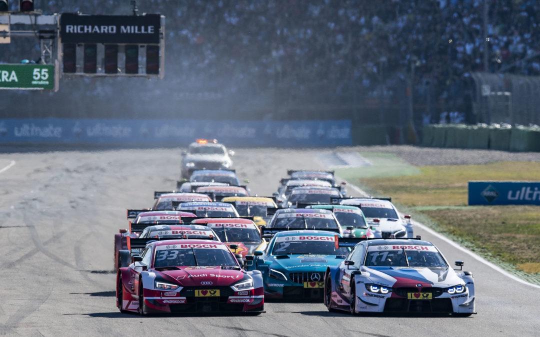 Start kaartverkoop DTM Assen  TT Circuit Assen, 19 – 21 juli 2019