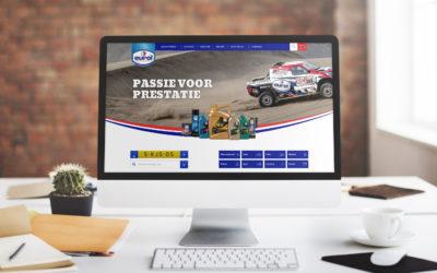 Nieuwe website Eurol