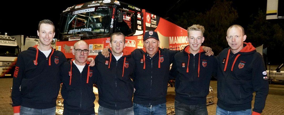 Mitchel van den Brink debuteert in Dakar Rally (met video)
