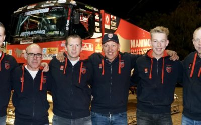 Mitchel van den Brink debuteert in Dakar Rally (met video)