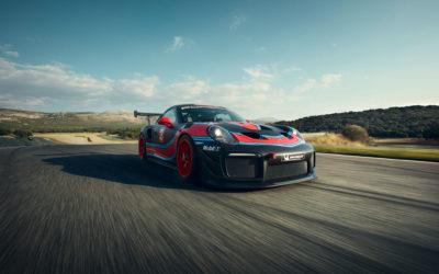 Wereldprimeur in Los Angeles: 911 GT2 RS Clubsport met 700 pk