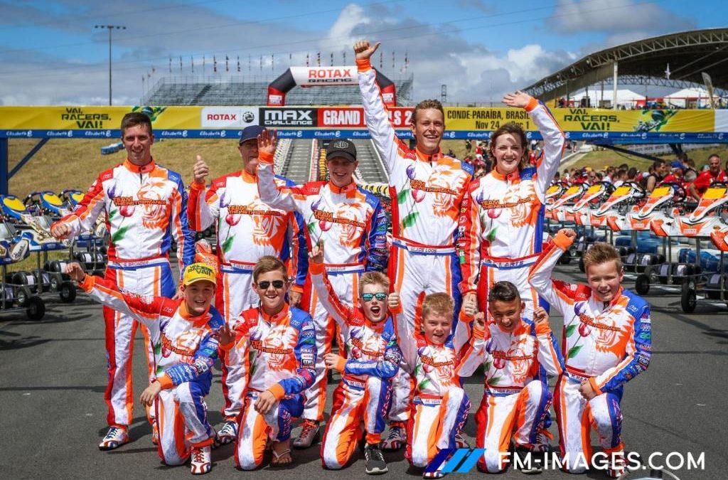 Meest succesvolle Rotax Grand Finals ooit voor Nederland!!!!!!!