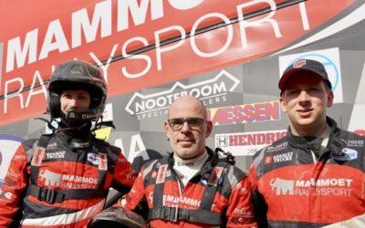 Martin van den Brink inspireert Mammoet Rallysport vanuit het bivak (video)