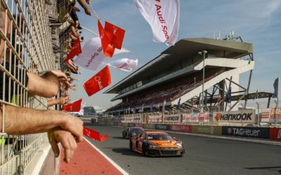 Car Collection Motorsport Audi wint 2019 Hankook 24H DUBAI