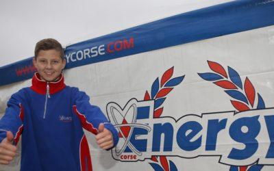 Karttalent Robert de Haan fabrieksrijder bij Energy Corse