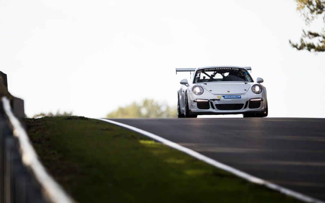 Loek Hartog is de Porsche Carrera Cup Benelux Junior