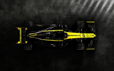 Renault F1 Team vastberaden sterke lijn vast te houden tijdens 2019 Formule 1-seizoen