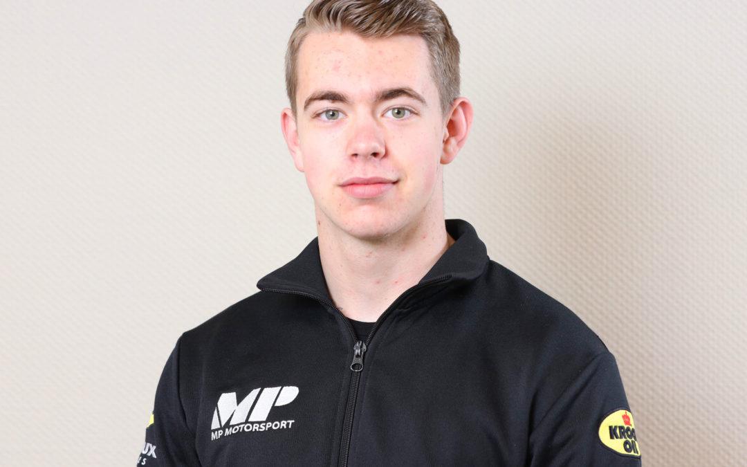 RICHARD VERSCHOOR KIEST VOOR VERVOLG MET MP MOTORSPORT IN FIA F3