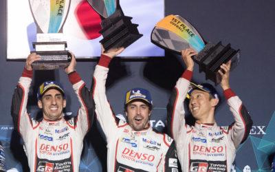 Toyota GAZOO Racing wint 1.000 Mijl van Sebring