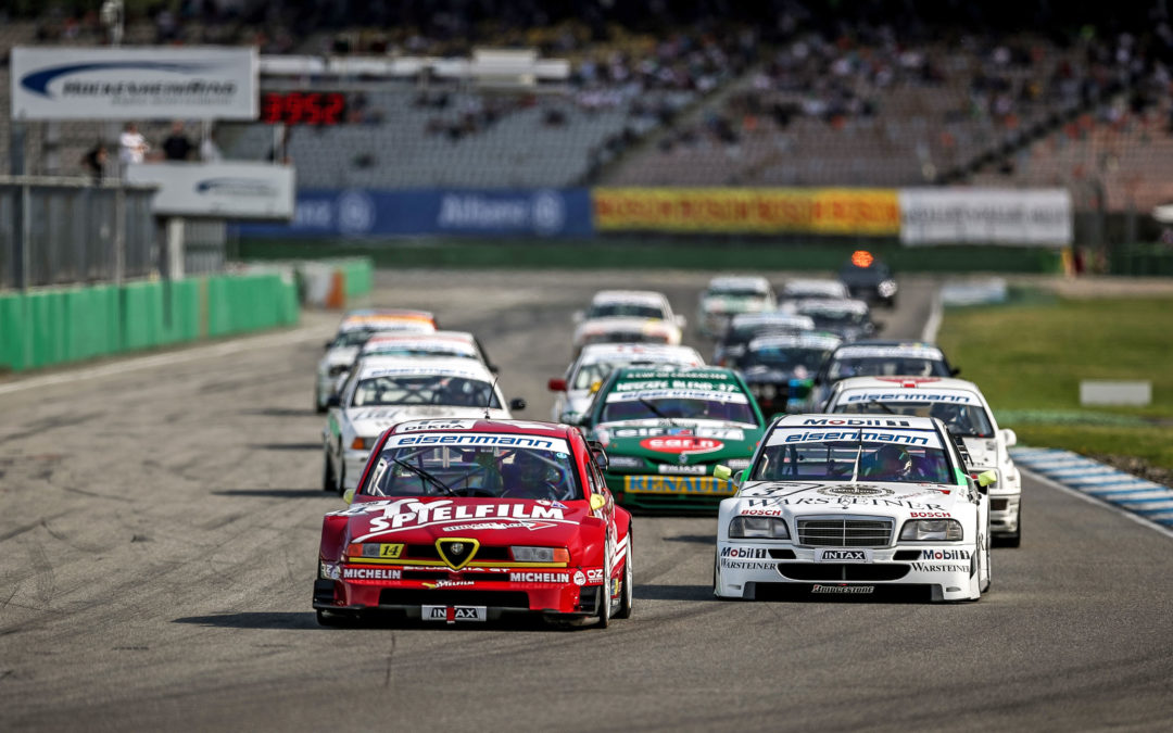 Newly announced DTM support slots offer fans perfect mix of modern and classic