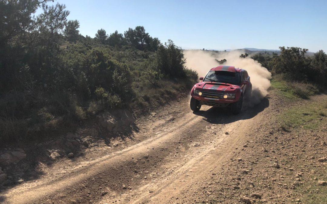 Fireant Rally Team van Jaap Betsema voor het eerst naar Morocco Desert Challenge
