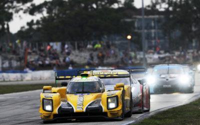 Racing Team Nederland 5e in enerverende 1000 Miles of Sebring