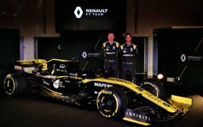Renault F1 Team demonstratie tijdens GAMMA Racing Day 17 & 18 augustus 2019