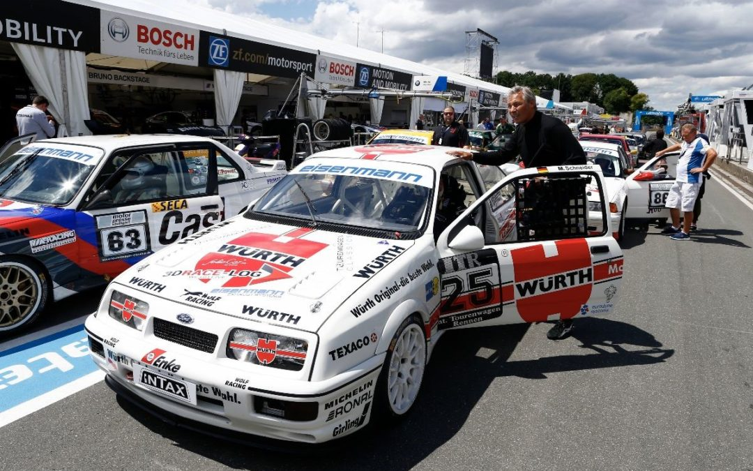 Back to the start: Tourenwagen Classics' Zolder support slot forges emotional link to DTM's past