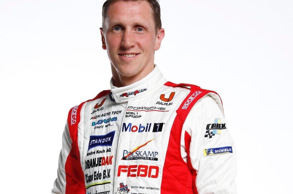 Dubbel Porsche programma voor Jaap van Lagen