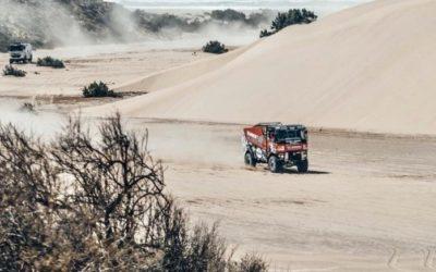 Martin van den Brink tiende in tweede etappe Morocco Desert Challenge