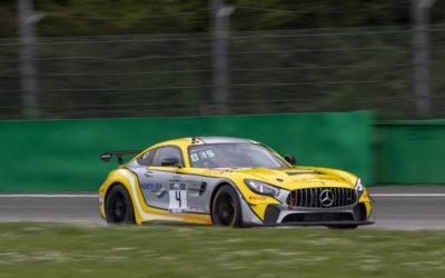 Sterke seizoensstart Max Koebolt in GT4 European Series