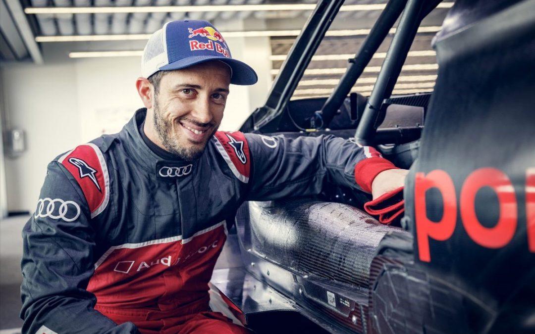 MotoGP star Andrea Dovizioso to race DTM at Misano with Audi Sport