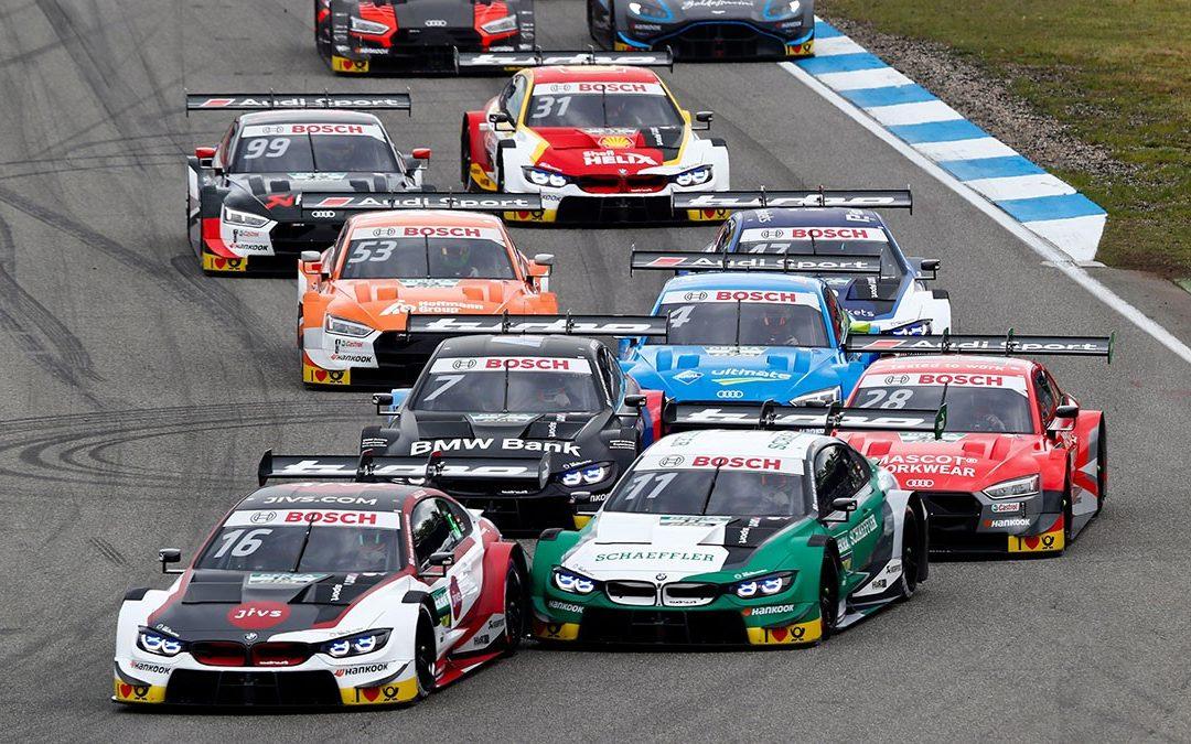 René Rast triumphs in sensational Hockenheim DTM thriller