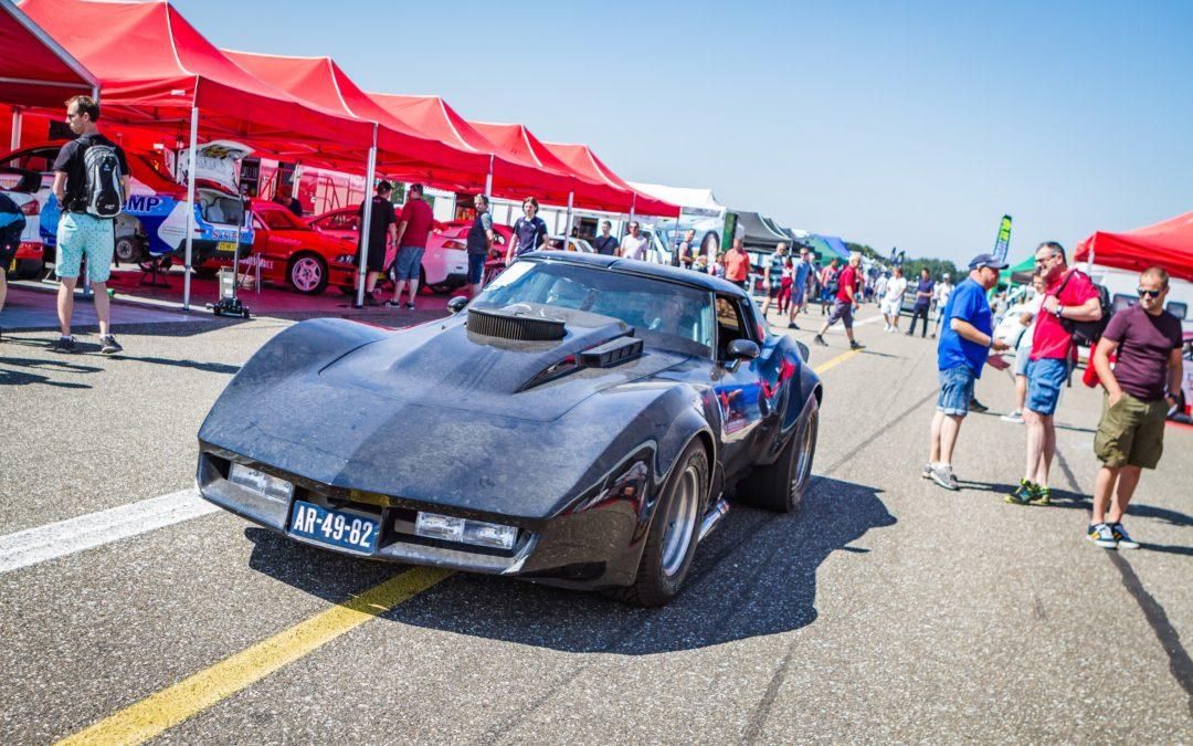GTC Rally Festival biedt topspektakel op Breda Airport