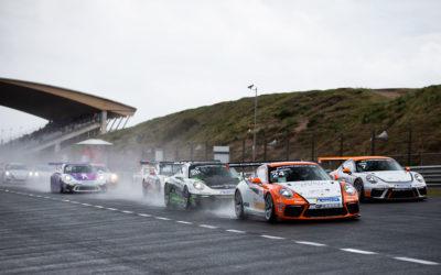 Succesvol weekend op Circuit Zandvoort voor Team GP Elite in Porsche Carrera Cup Benelux