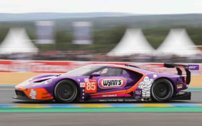 Jeroen Bleekemolen pakt GTE-Am overwinning in 24 uur van Le Mans