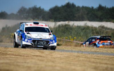 Eerste inschrijvingen zijn binnen voor GTC Rally