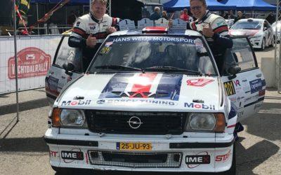 Hans Weijs Motorsport succesvol in Vechtdalrally
