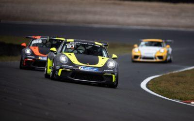 Team RaceArt knoopt weer aan met zege in Porsche Cup