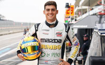 Rinus van Kalmthout maakt als jongste Nederlander IndyCar-debuut op Portland